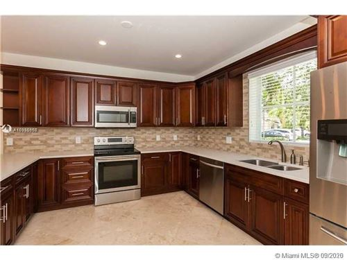 Photo of 1395 Yellowheart Way #1395, Hollywood, FL 33019 (MLS # A10935566)