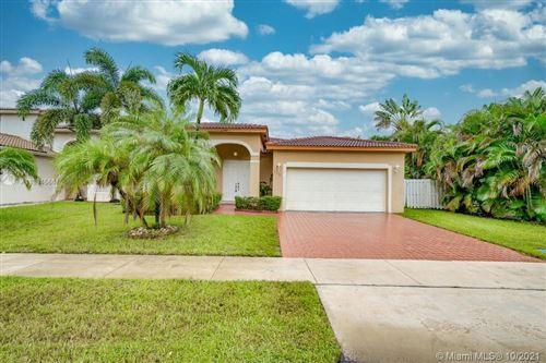 Photo of 5241 SW 132nd Avenue #5241, Miramar, FL 33027 (MLS # A11094566)