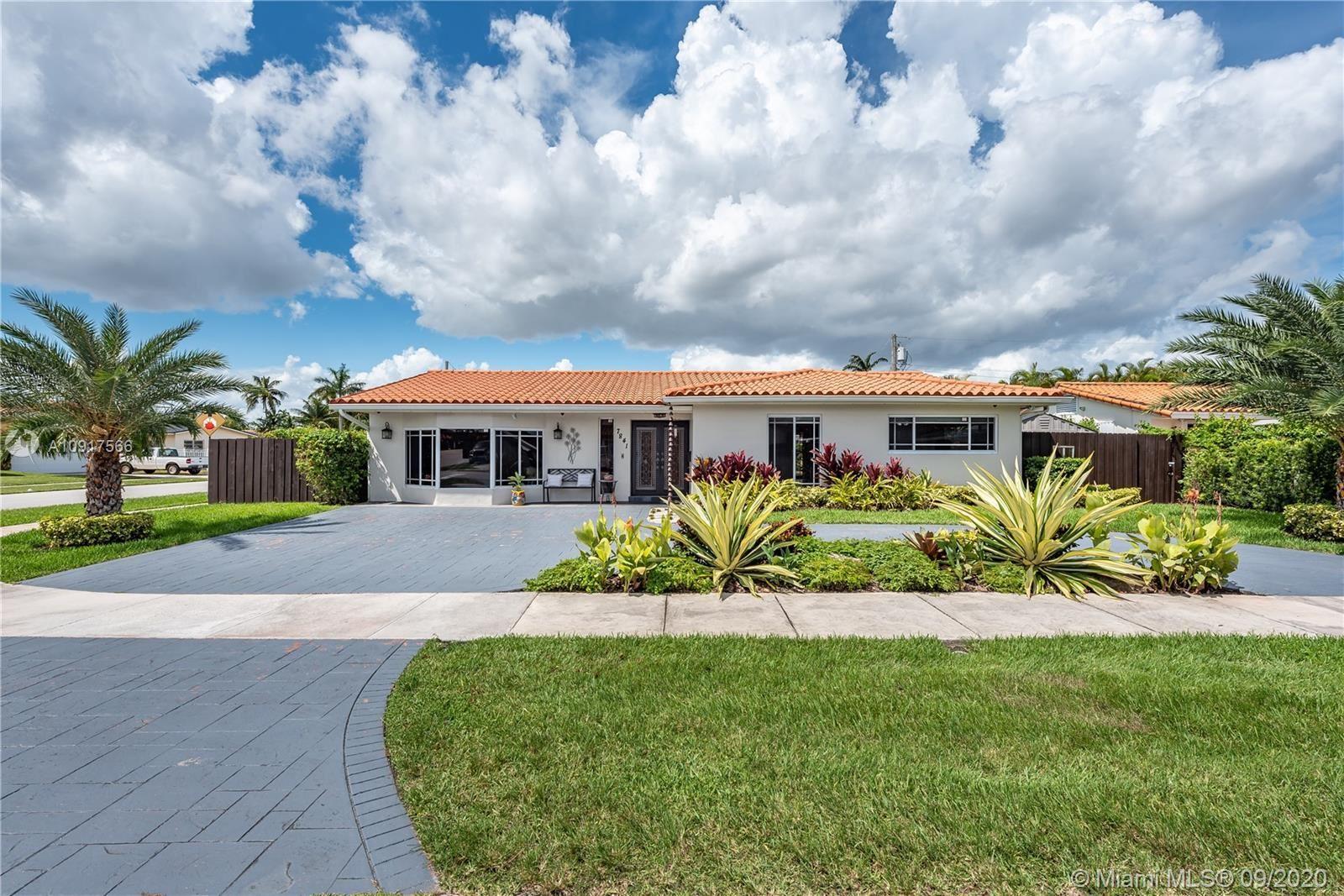 7841 SW 29th St, Miami, FL 33155 - #: A10917566