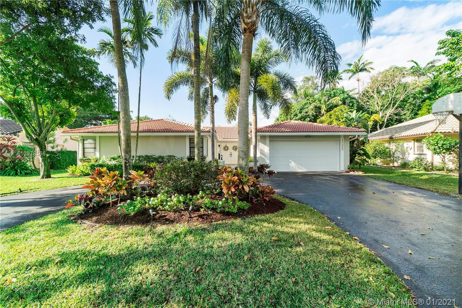 1222 NW 113th Ter, Coral Springs, FL 33071 - #: A10978566