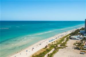 Photo of 4775 Collins Ave #2101, Miami Beach, FL 33140 (MLS # A10399567)
