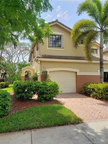 Foto de inmueble con direccion 3963 Orange Tree Ln #3963 Weston FL 33332 con MLS A10850567