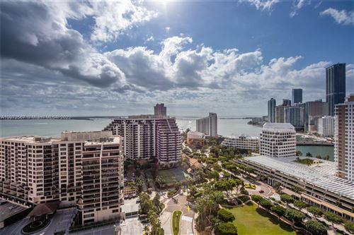 Photo of 888 Brickell Key Dr #2401, Miami, FL 33131 (MLS # A10972567)