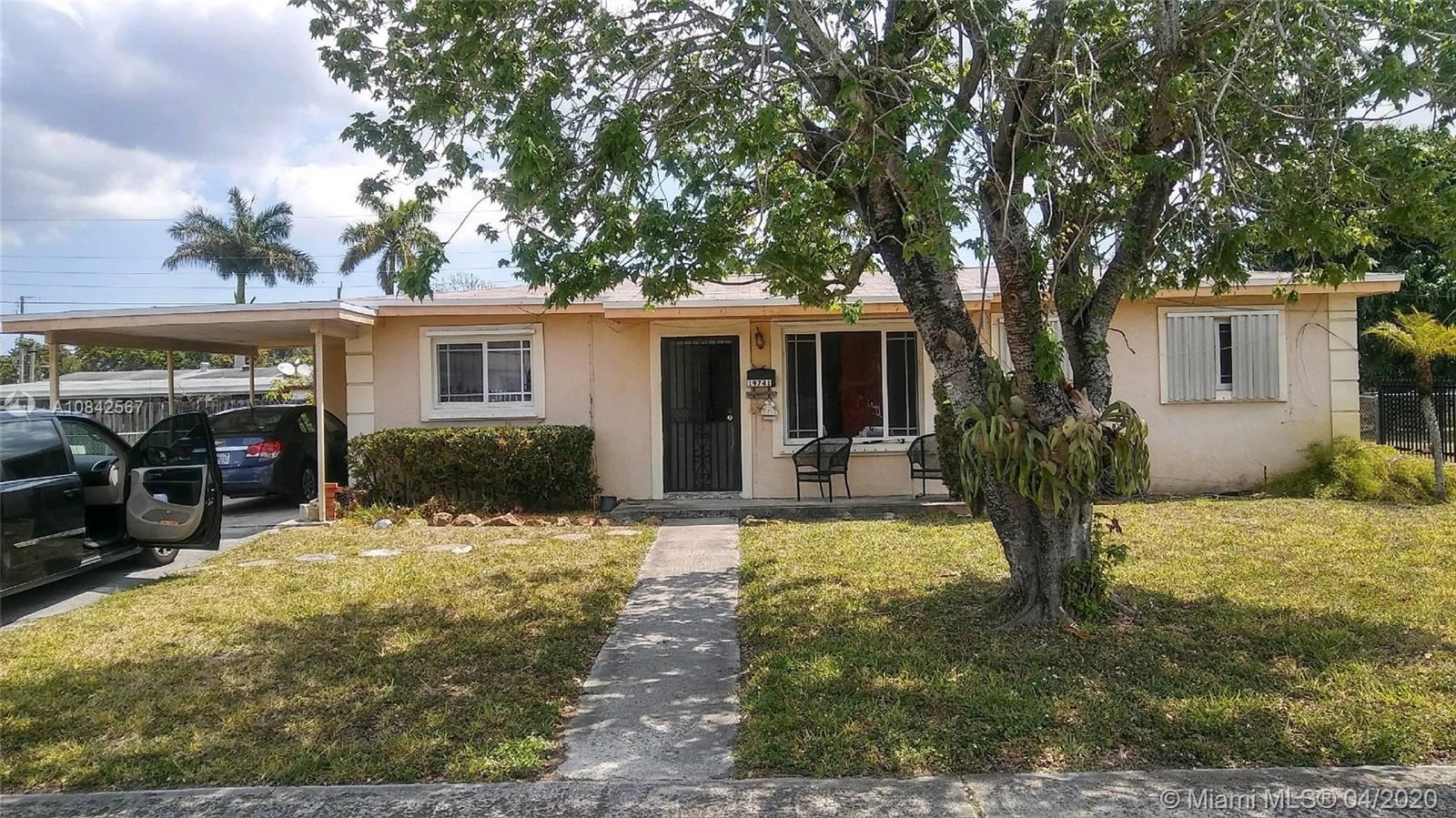 19741 NW 40th Ave, Miami Gardens, FL 33055 - #: A10842567