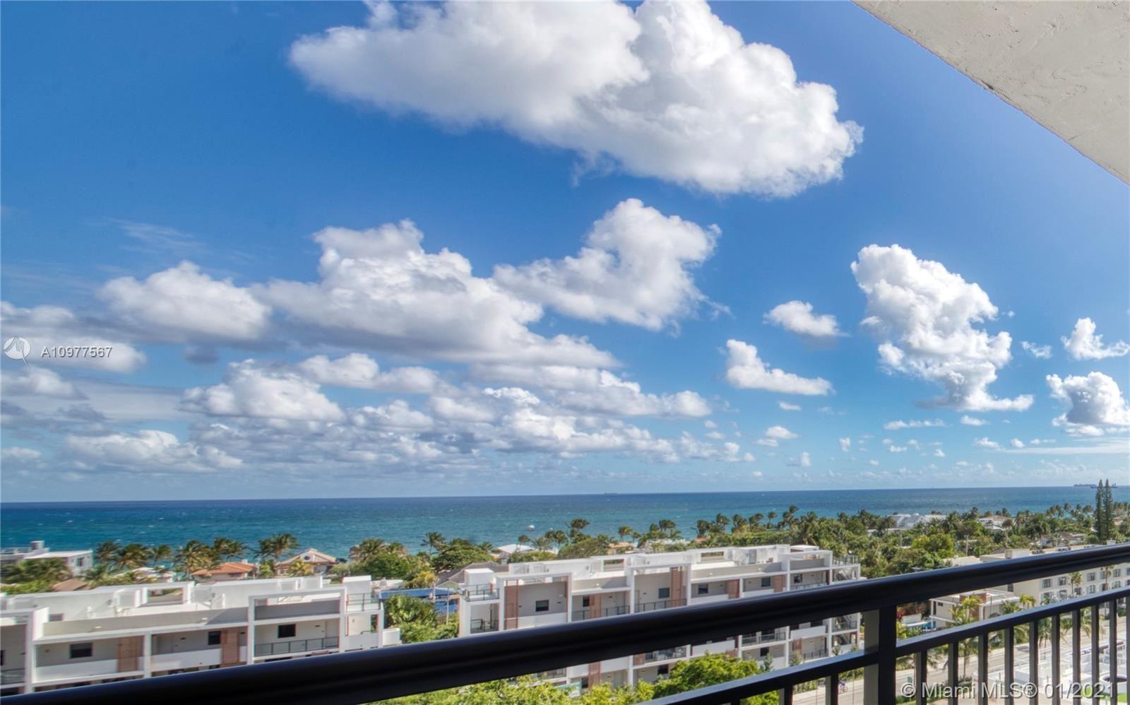 3031 N Ocean Blvd #1104, Fort Lauderdale, FL 33308 - #: A10977567