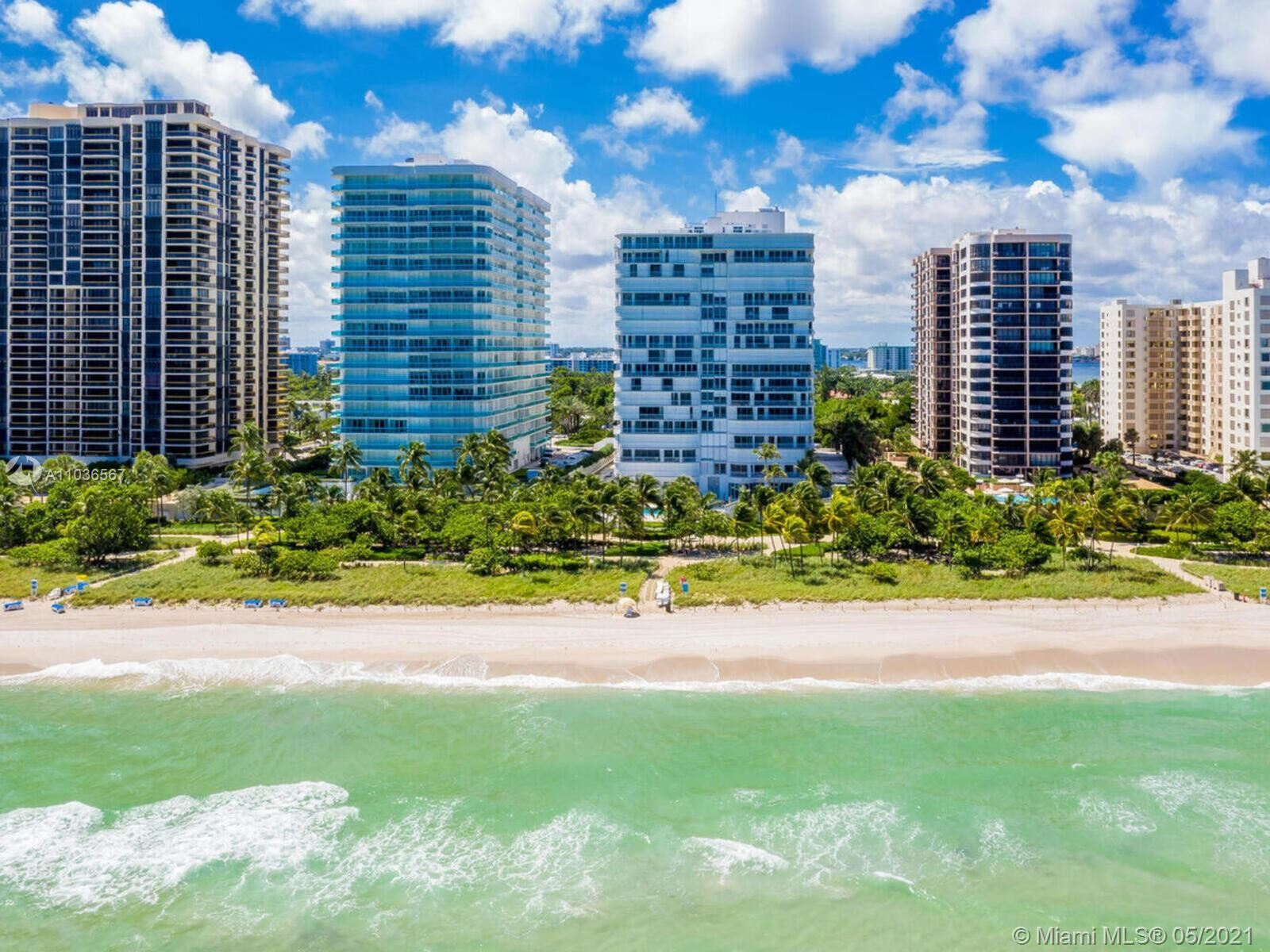 Photo of 10155 Collins Ave #908, Bal Harbour, FL 33154 (MLS # A11036567)