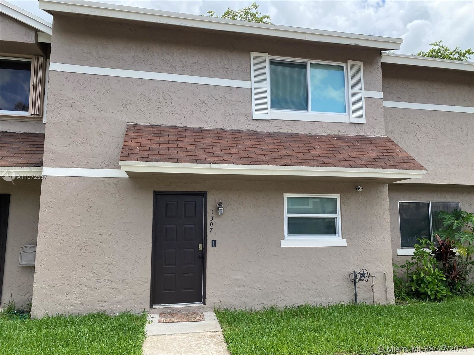 Photo of 1307 Sussex Dr #1307, North Lauderdale, FL 33068 (MLS # A11072567)