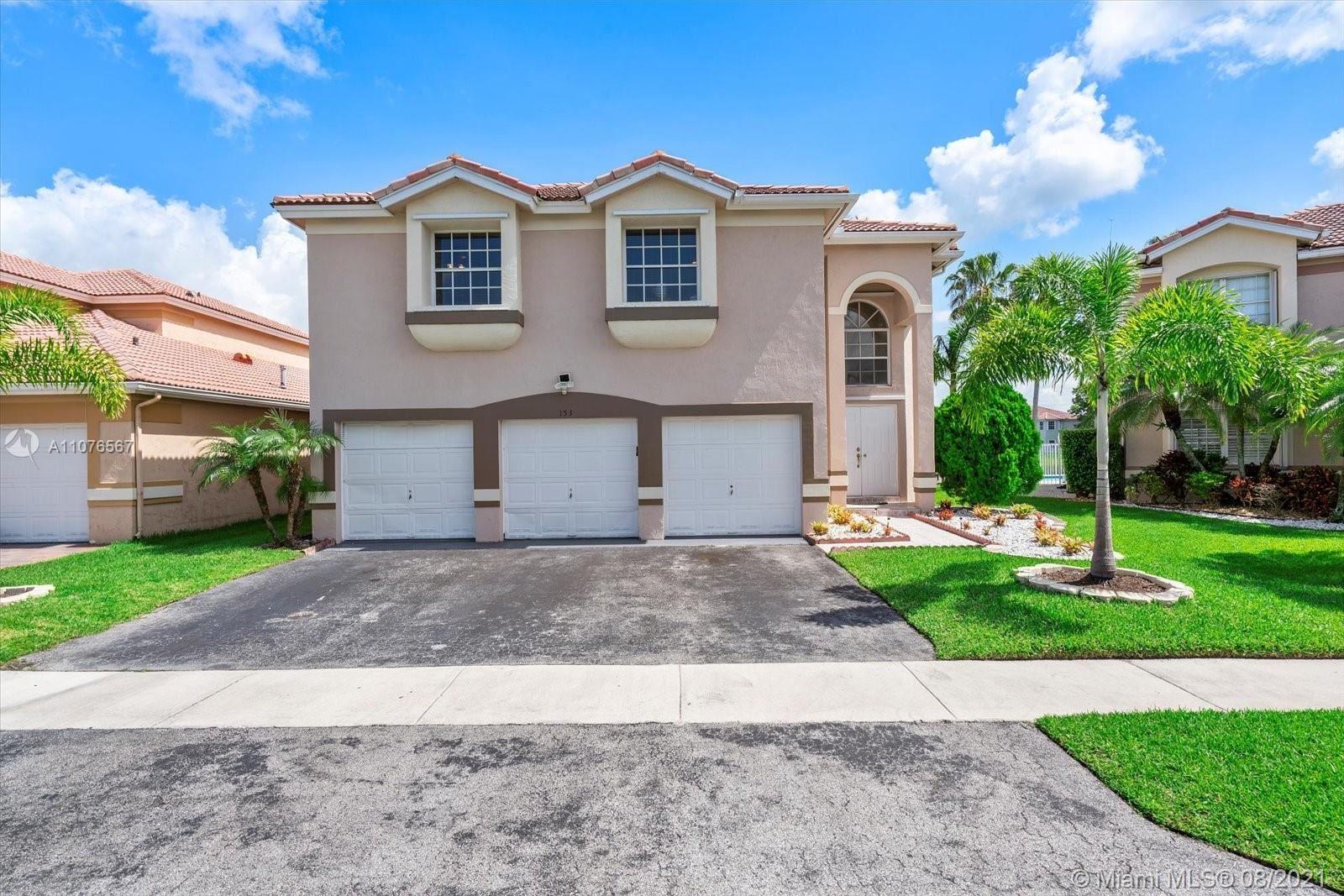 153 Granada Ave, Weston, FL 33326 - #: A11076567