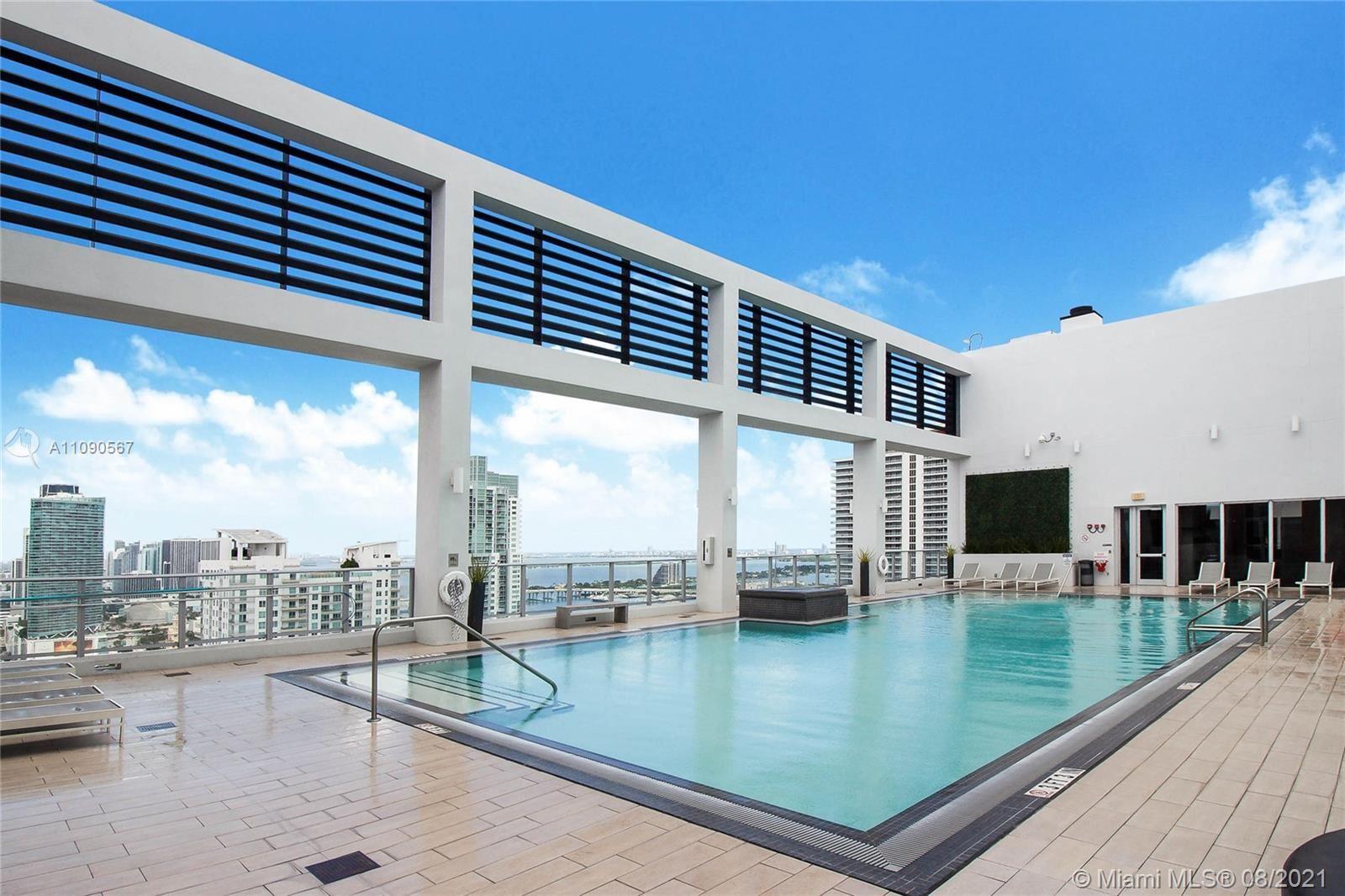 151 SE 1st St #1508, Miami, FL 33131 - #: A11090567