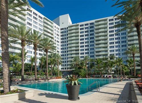 Photo of 1500 Bay Rd #578S, Miami Beach, FL 33139 (MLS # A10869568)