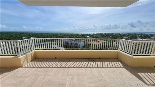 Photo of 789 Crandon Blvd #1404, Key Biscayne, FL 33149 (MLS # A10930568)