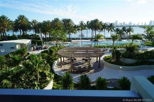 Photo of 1500 Bay Rd #316S, Miami Beach, FL 33139 (MLS # A11074568)