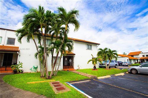 Photo of 1411 SW 124th Ct #E-10, Miami, FL 33184 (MLS # A11116568)