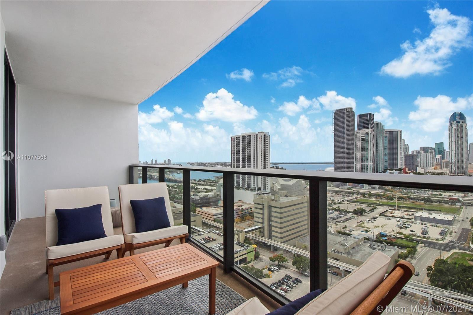 1600 NE 1st Ave #2407, Miami, FL 33132 - #: A11077568