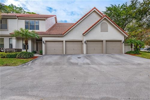 Photo of Listing MLS a10806569 in 5790 Coach House Circle #H Boca Raton FL 33486