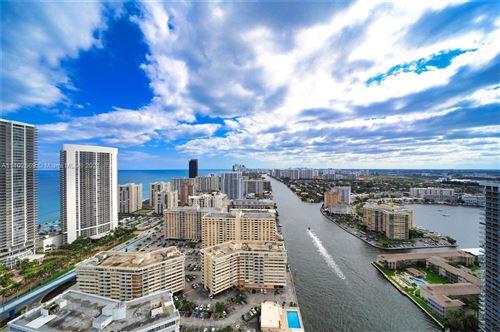 Photo of 4010 S Ocean Dr #R3208, Hollywood, FL 33019 (MLS # A11102569)