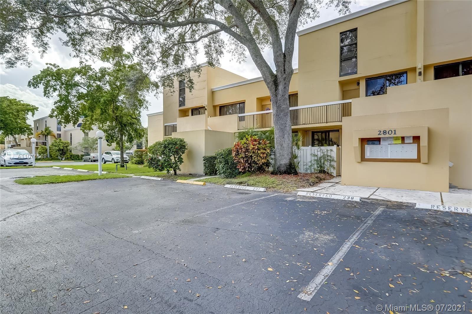 Photo of 2801 SW 87th Ave #1004, Davie, FL 33328 (MLS # A11076569)