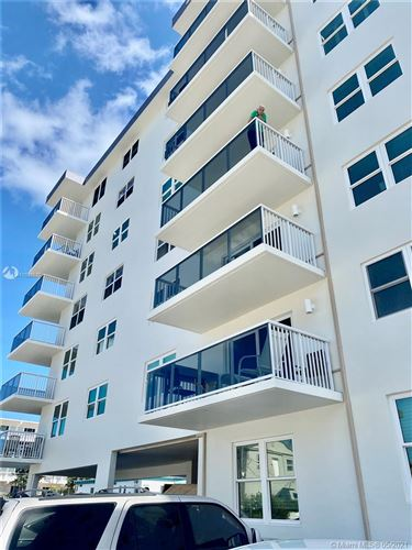 Photo of 1801 S Ocean Dr #205, Hollywood, FL 33019 (MLS # A11038570)