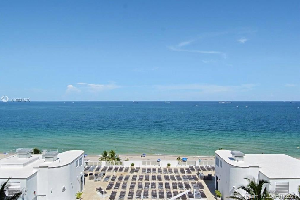 Photo of 551 N Fort Lauderdale Beach Blvd #H1014, Fort Lauderdale, FL 33304 (MLS # A10931570)