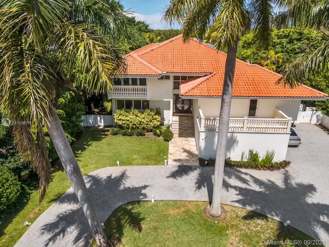 Photo of 291 Costanera Rd, Coral Gables, FL 33143 (MLS # A11098570)