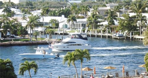 Photo of 400 N Riverside Dr #405, Pompano Beach, FL 33062 (MLS # A10797571)