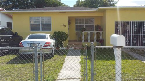Photo of Listing MLS a10817571 in 1366 NW 75th St Miami FL 33147
