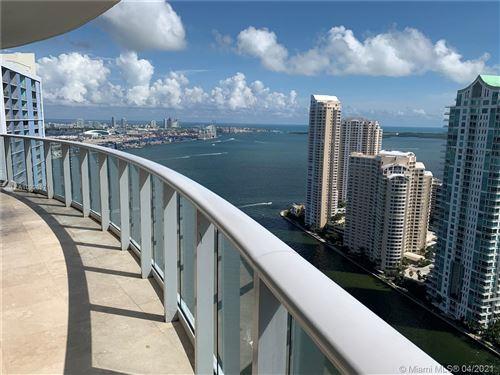 Photo of 300 S Biscayne Blvd #3608, Miami, FL 33131 (MLS # A10926571)