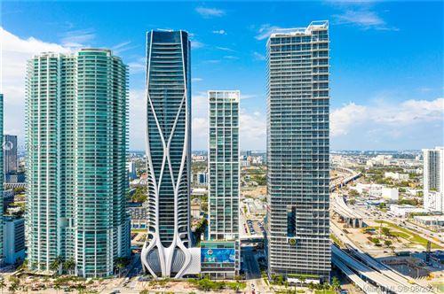 Photo of 1040 Biscayne Blvd #4105, Miami, FL 33132 (MLS # A11006571)