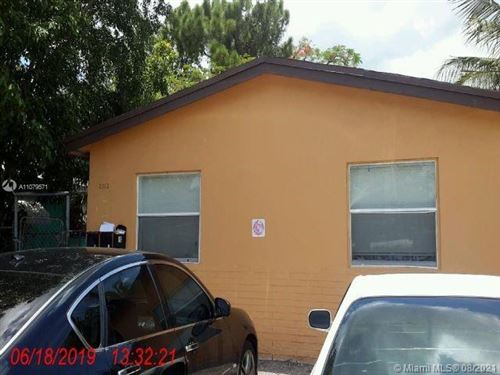 Photo of 2312 NW 9th Ct, Fort Lauderdale, FL 33311 (MLS # A11079571)