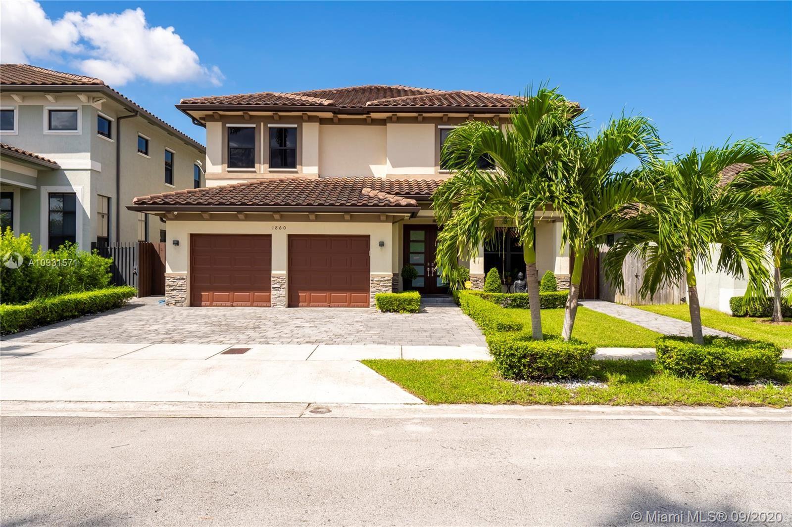 1860 SW 154th Ave, Miami, FL 33185 - #: A10931571