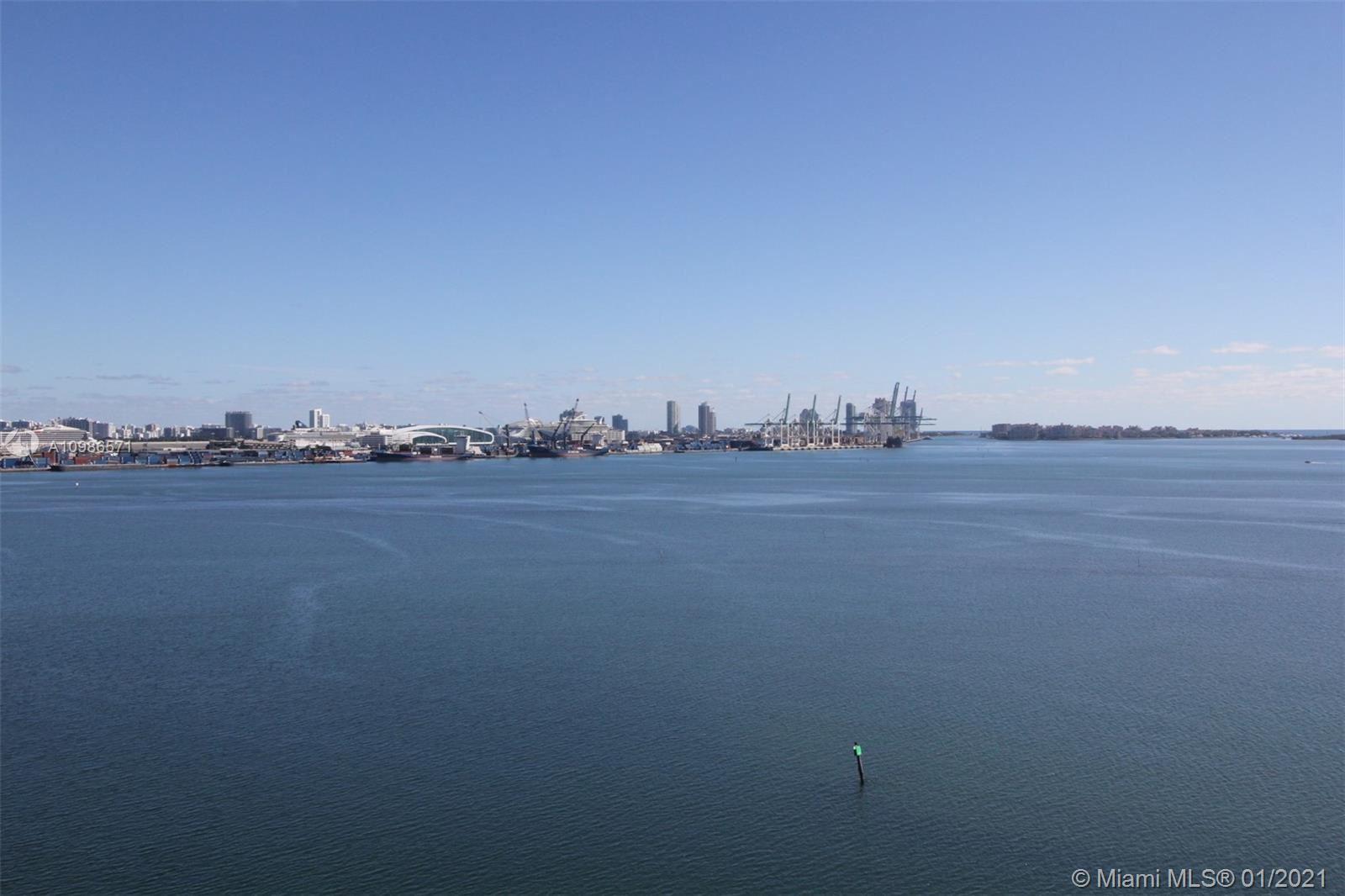 800 E Claughton Island Dr #1202, Miami, FL 33131 - #: A10986571