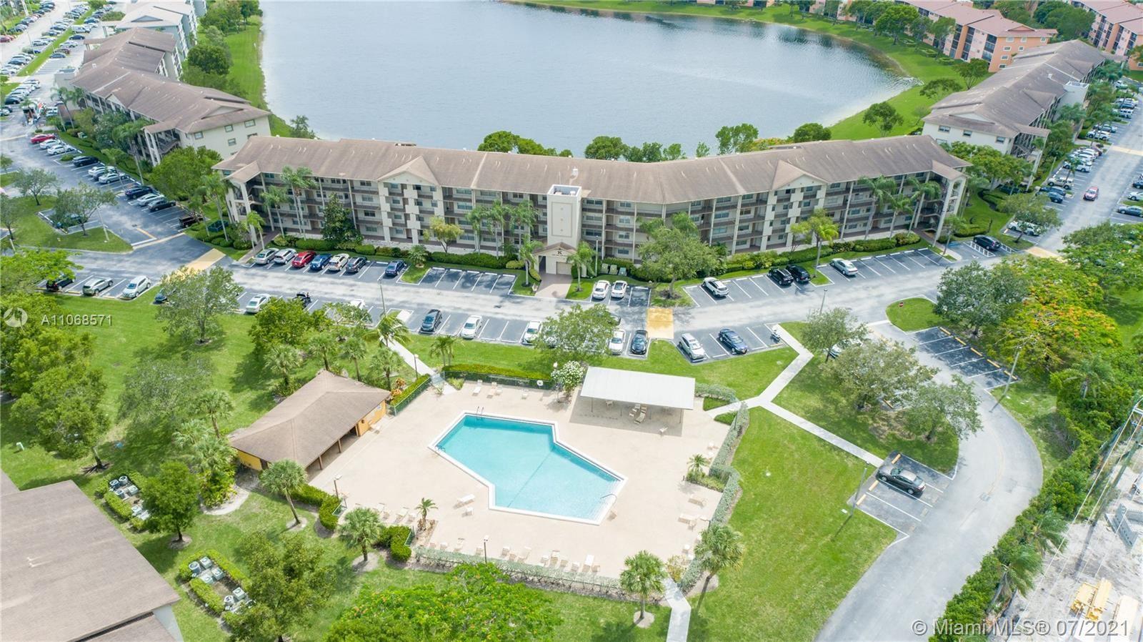 550 SW 138th Ave #406K, Pembroke Pines, FL 33027 - #: A11068571