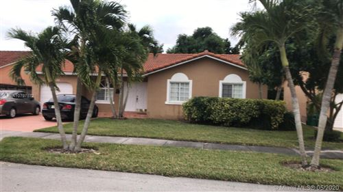 Photo of Listing MLS a10797572 in 15322 SW 177th Ter Miami FL 33187