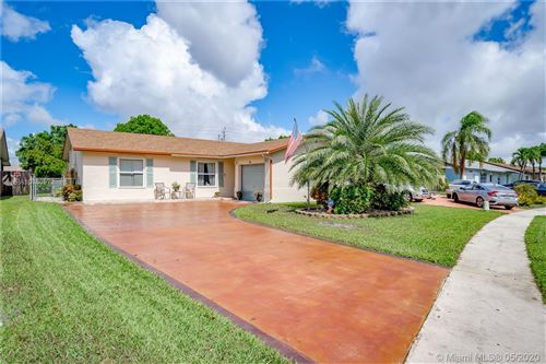 Photo of Listing MLS a10860572 in 2363 NW 108th Ter Sunrise FL 33322