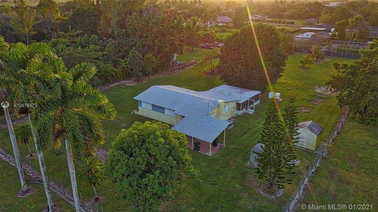 31850 SW 194th Ave, Homestead, FL 33030 - #: A10976572
