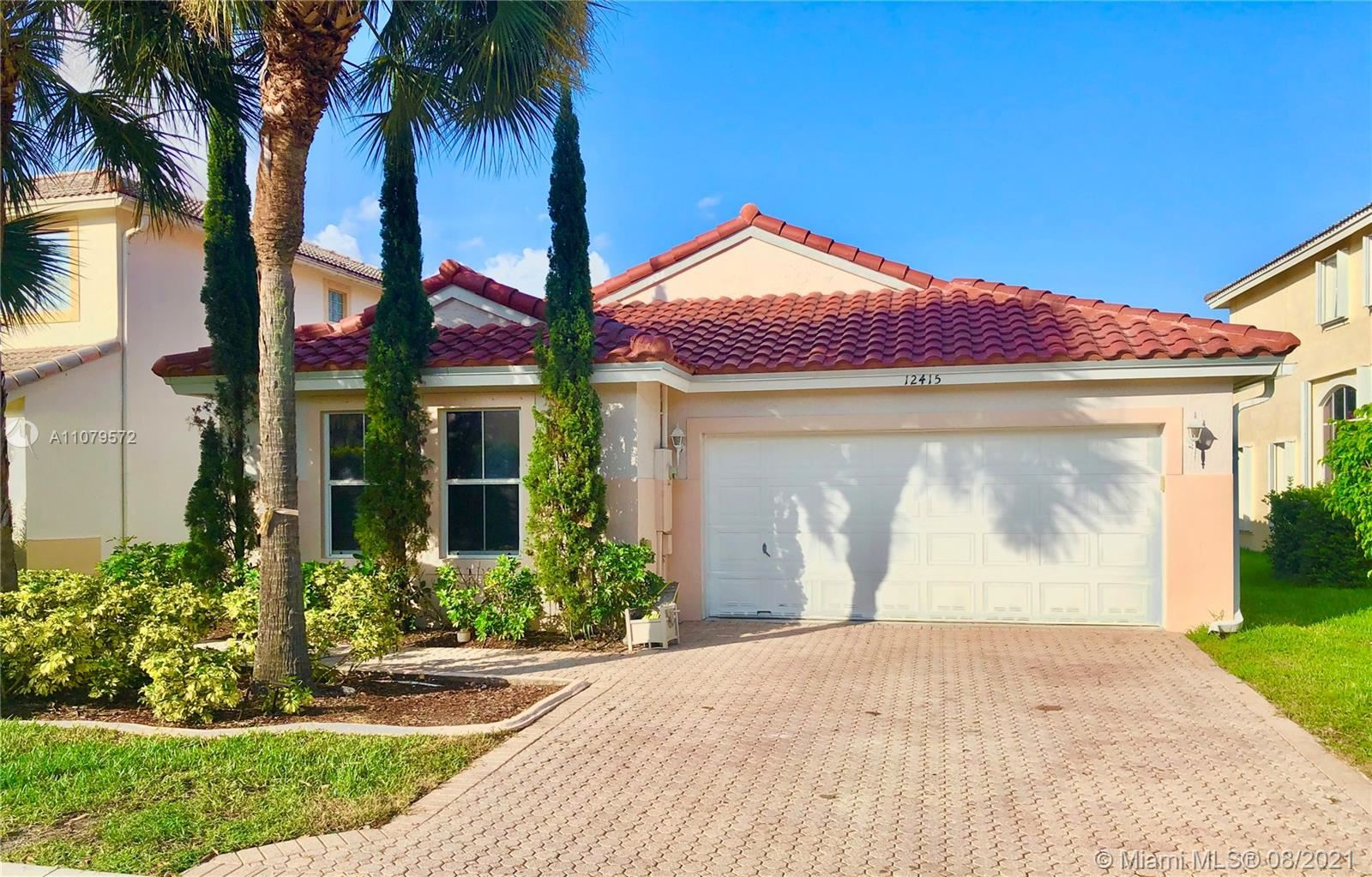 12415 NW 56th Ct, Coral Springs, FL 33076 - #: A11079572