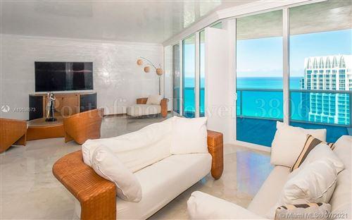 Photo of 300 S Pointe #3806, Miami Beach, FL 33139 (MLS # A10638573)