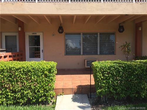 Photo of 3922 NE 166th St #S103, North Miami Beach, FL 33160 (MLS # A10842573)