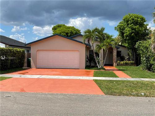 Photo of 13713 SW 13th St, Miami, FL 33184 (MLS # A11038573)