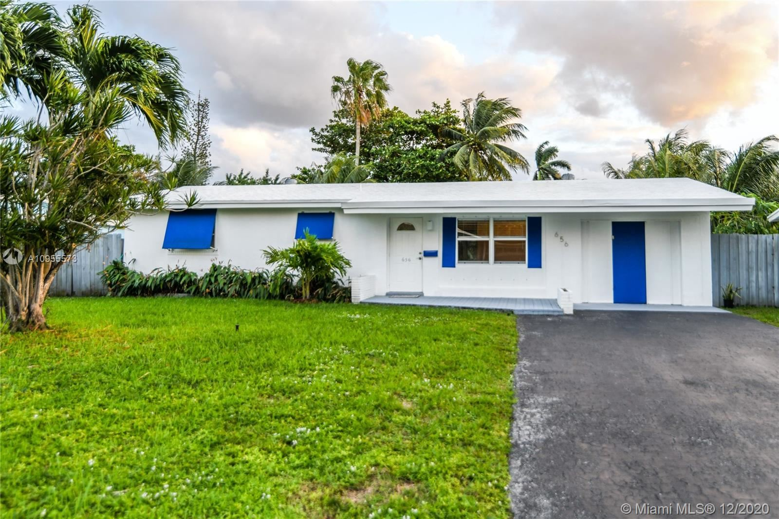 656 NW 30th Ct, Wilton Manors, FL 33311 - #: A10955573