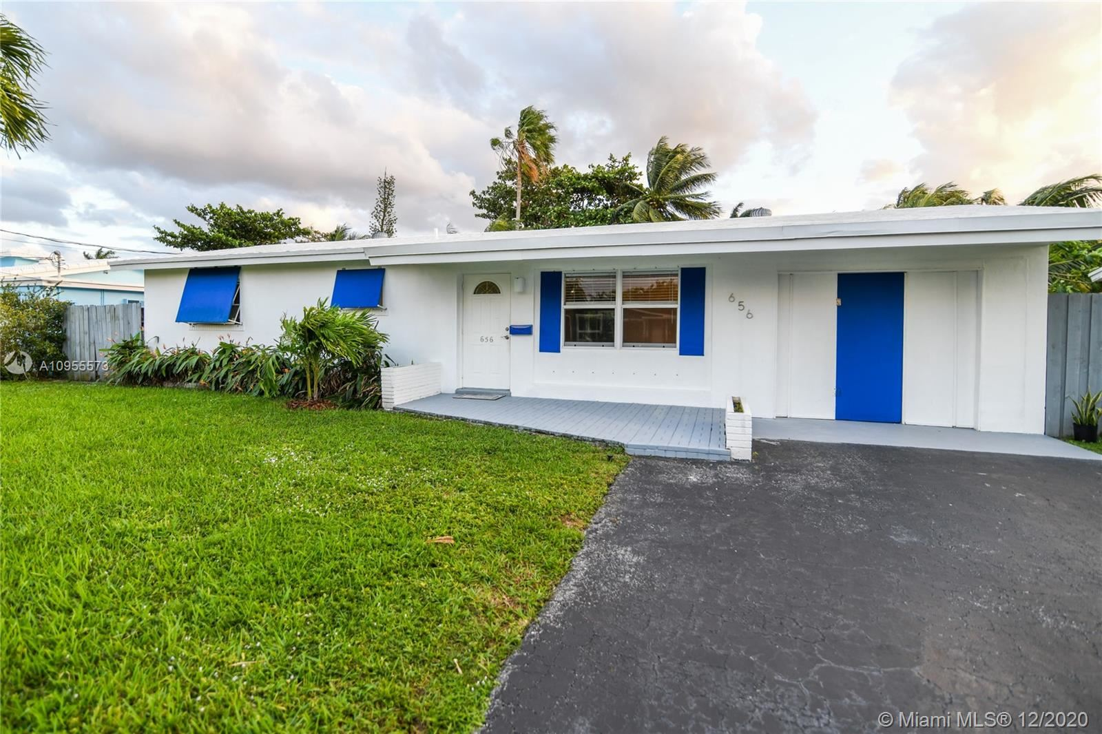 Photo of 656 NW 30th Ct, Wilton Manors, FL 33311 (MLS # A10955573)