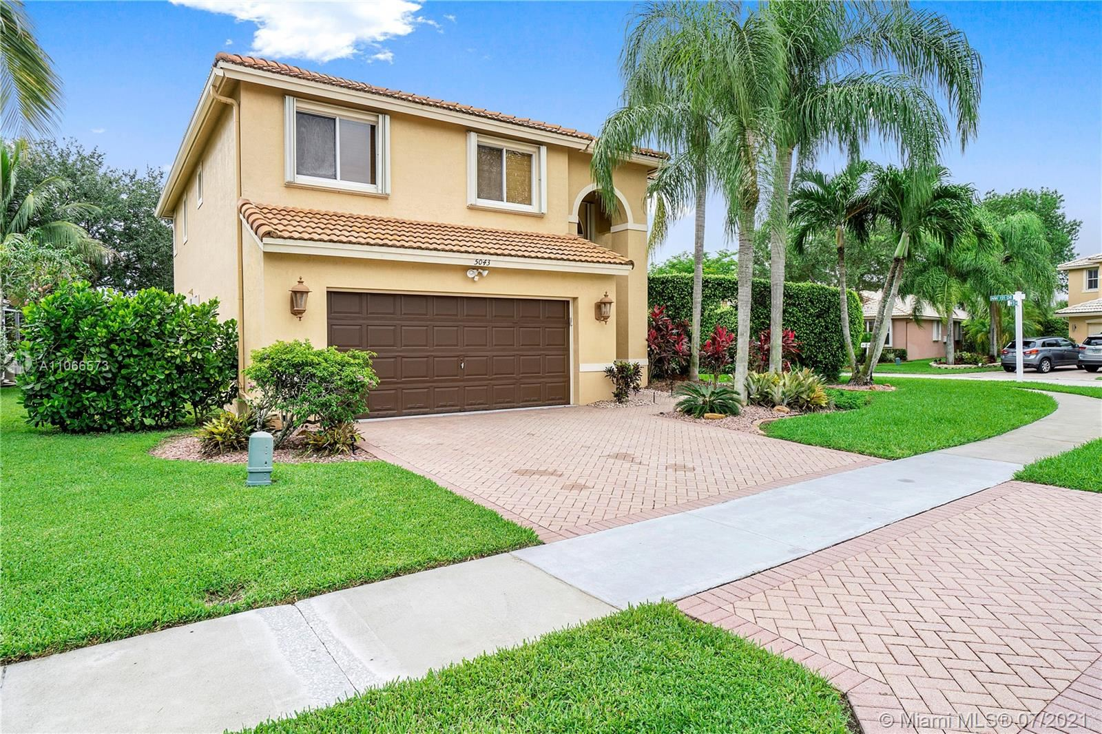 5043 NW 122nd Ave, Coral Springs, FL 33076 - #: A11066573