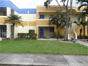 Photo of 163 Lakeview Dr #102, Weston, FL 33326 (MLS # A10408574)