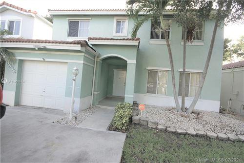 Photo of 9632 SW 166th Ct, Miami, FL 33196 (MLS # A11005574)