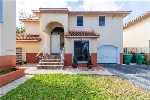 Photo of 3411 Foxcroft Rd, Miramar, FL 33025 (MLS # A11025574)