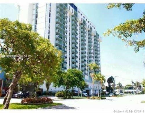 Photo of 13499 Biscayne Blvd #1407, North Miami, FL 33181 (MLS # A11113574)