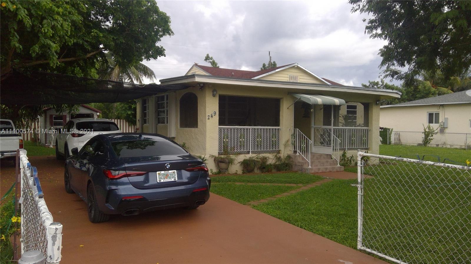 249 NW 99th St, Miami, FL 33150 - #: A11100574