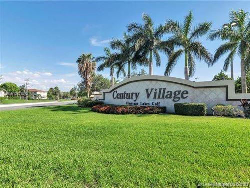 Photo of 1300 SW 125th Ave #404K, Pembroke Pines, FL 33027 (MLS # A10931575)