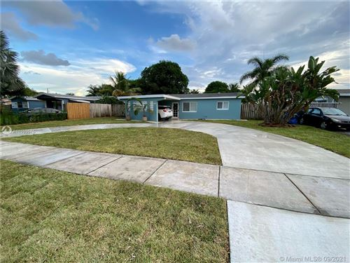 Photo of 3460 SW 16th Ct, Fort Lauderdale, FL 33312 (MLS # A11100575)