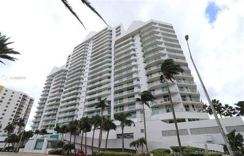 Photo of 5900 Collins Ave #1601, Miami Beach, FL 33140 (MLS # A10688576)